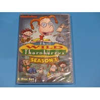 THE WILD THORNBERRY SEASON ONE (SEASON 1) DVD NEW