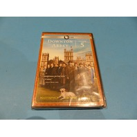 DOWNTON ABBEY SEASON FIVE DVD (SEASON 5) NEW SEALED