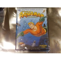 AQUAMAN THE COMPLETE COLLECTION DVD NEW