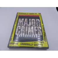 MAJOR CRIMES THE COMPLETE FOURTH SEASON (SEASON 4) DVD NEW