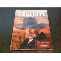 SAM ELLIOT WESTERNS COLLECTION DVD NEW SEALED