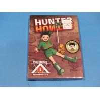 HUNTER X HUNTER VOLUME 1 DVD NEW