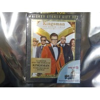 KINGSMAN THE GOLDEN CIRCLE BLU-RAY + DVD + DIGITAL NEW
