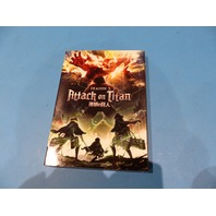ATTACK ON TITAN SEASON TWO (SEASON 2) 2-DVD SET DVD NEW