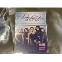 PRETTY LITTLE LIARS THE SEVENTH AND FINAL SEASON DVD NEW