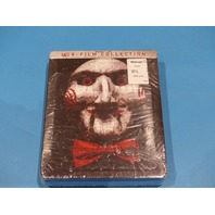 SAW 8-FILM COLLECTION BLU-RAY + DVD NEW