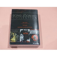 THE BONG JOON-HO COLLECTION  DVD NEW SEALED