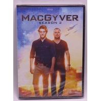 MACGYVER SEASON TWO (SEASON 2) DVD NEW SEALED