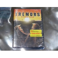 TREMORS ATTACK PACK DVD NEW
