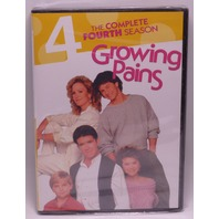 GROWING PAINS THE COMPLETE FOURTH SEASON (SEASON 4) DVD NEW SEALED
