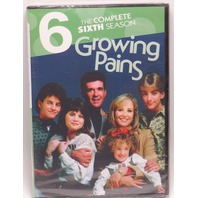 GROWING PAINS THE COMPLETE SIXTH SEASON (SEASON 6) DVD NEW SEALED