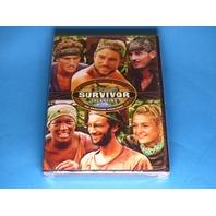 SURVIVOR TOCANTINS DVD NEW