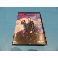 DOCTOR WHO MATT SMITH DVD WITHOUT JACKET NEW