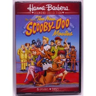 THE BEST OF THE NEW SCOOBY DOO MOVIES DVD W/OUT SLIPCOVER NEW SEALED