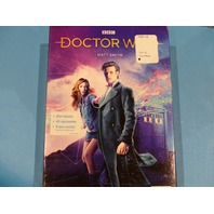DOCTOR WHO MATT SMITH DVD WITH JACKET ONE WITHOUT JACKET NEW