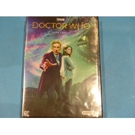 DOCTOR WHO PETER CAPALDI DVD NEW