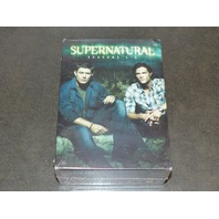 SUPERNATURAL SEASONS 1-5 DVD NEW SEALED