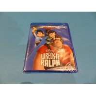 WRECK-IT RALPH BLU-RAY + DVD + DIGITAL NEW SEALED