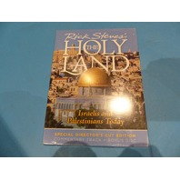 RICK STEVES' THE HOLY LAND DVD NEW