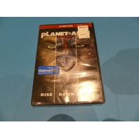 PLANET OF THE APES TRILOGY DVD NEW
