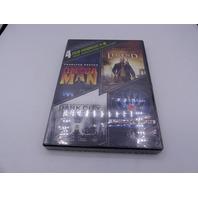 4 FILM FAVORITES POST-APACALYPSE COLLECTION DVD NEW