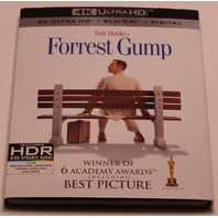 FORREST GUMP 4K ULTRA HD + BLU-RAY  NEW SEALED