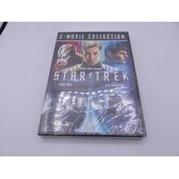 STAR TREK 3 MOVIE COLLECTION STAR TREK, INTO DARKNESS, STAR TREK BEYOND DVD NEW