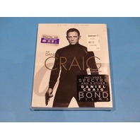 THE DANIEL CRAIG COLLECTION 007 BLU-RAY  NEW