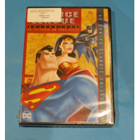 JUSTICE LEAGUE OF AMERICA SEASON ONE (SEASON 1) DVD NEW