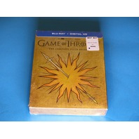GAME OF THRONES THE COMPLETE FIFTH SEASON (SEASON 5) BLU-RAY  NEW