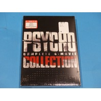 PSYCHO COMPLETE 4-MOVIE COLLECTION DVD NEW