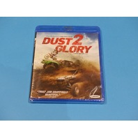 DUST 2 GLORY BLU-RAY NEW