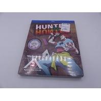 HUNTER X HUNTER VOLUME 2 EPISODES 14-26 BLU-RAY NEW