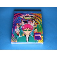 THE DISASTROUS LIFE OF SAIKI K SEASON ONE (SEASON 1) BLU-RAY  NEW
