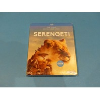 SERENGETI BLU-RAY NEW SEALED