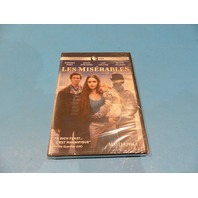 LES MISRABLES DVD NEW SEALED