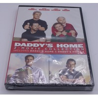 DADDYS HOME 2 MOVIE COLLECTION DVD NEW SEALED