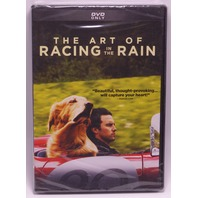 ART OF RACING IN THE RAIN DVD NEW SEALED