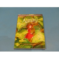 THE SECRET WORLD OF ARRIETTY DVD NEW SEALED