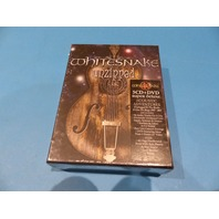 WHITESNAKE UNZIPPED SUPER DELUXE EDITIONCD + DVD NEW