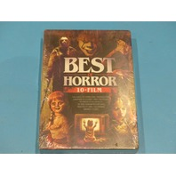 BEST OF HORROR 10 FILM COLLECTION DVD NEW SEALED