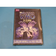 DOCTOR WHO THE BEGINNING DVD NEW