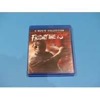 FRIDAY THE 13TH 8-MOVIE COLLECTION BLU-RAY NEW