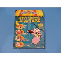 CARTOON NETWORK HALL OF FAME DVD NEW