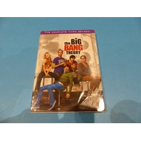 THE BIG BANG THEORY THE COMPLETE THIRD SEASON - DVD + DIGITAL NEW SEALED