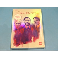THE ALIENIST DVD NEW SEALED