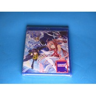 AOKANA FOUR RHYTH ACROSS THE BLUE BLU-RAY NEW