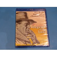 LEGEND OF THE LOST BLU-RAY NEW