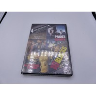 4 FILM FAVORITES CORRUPTION COLLECTION DVD NEW