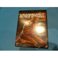ANTHROPOPHAGOUS BLU-RAY NEW